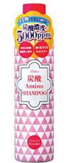 リシャン炭酸アミノシャンプー(さくらの香り)350g